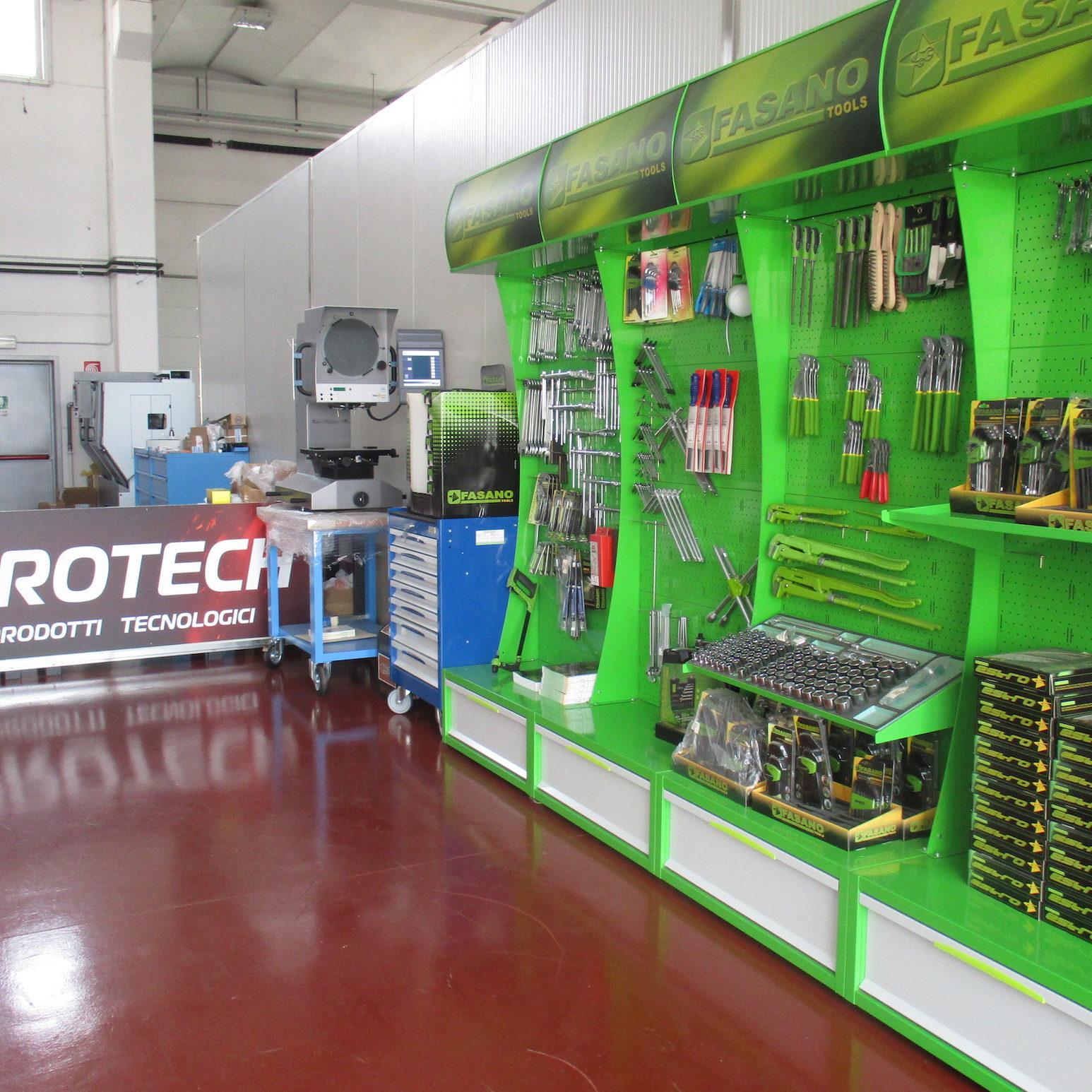 utensileria industriale-protech